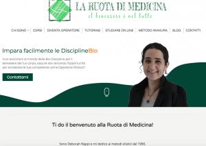 La ruota di medicina sito web